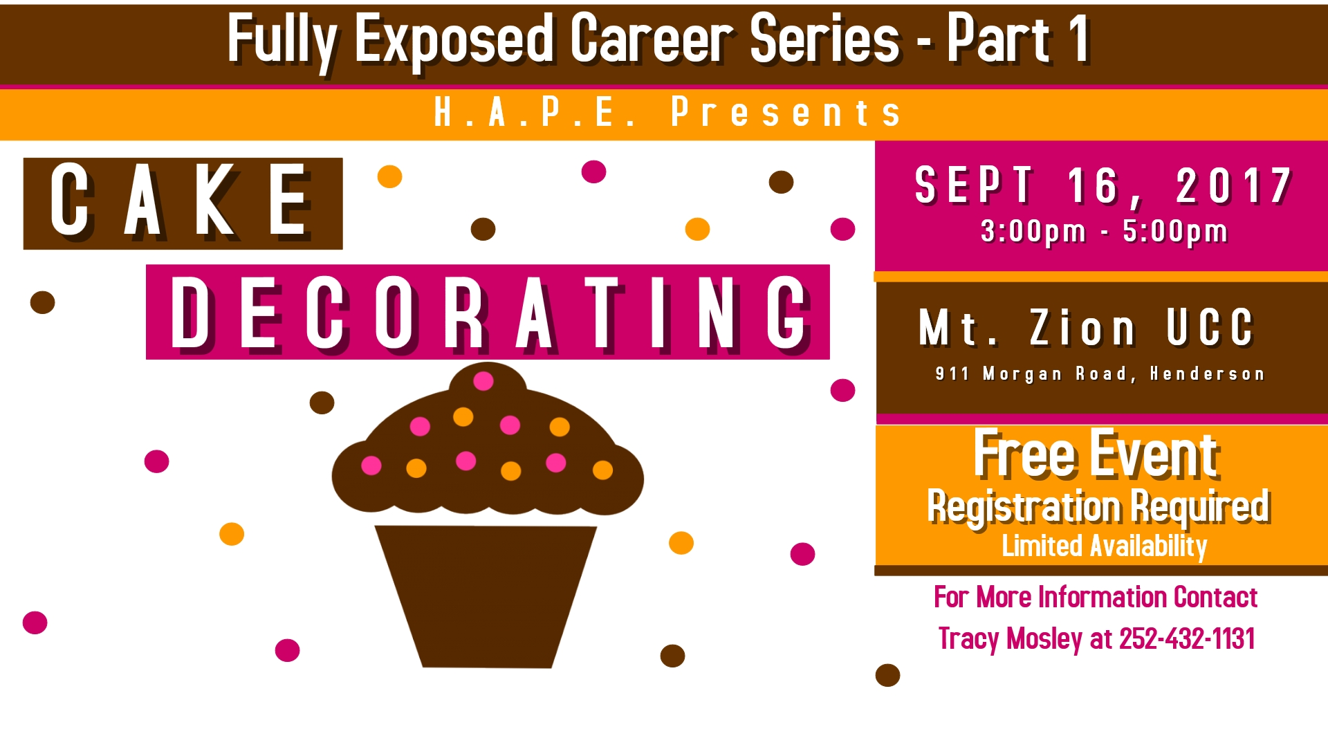Cake Decorating Career cake decorating and career exploration – helping all people excel